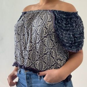 Gypsy 05 Strapless Top